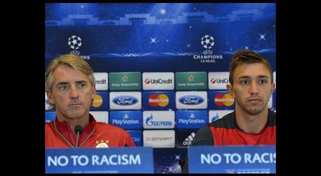 Mancini'den Juventus Tüyoları