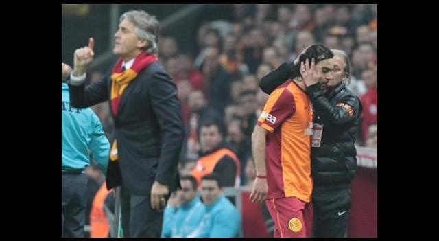Selçuk İnan'dan Mancini'ye son söz...