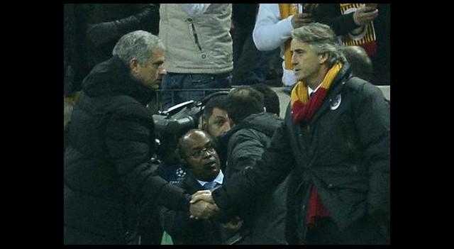 Mancini'den Mourinho'ya misilleme!