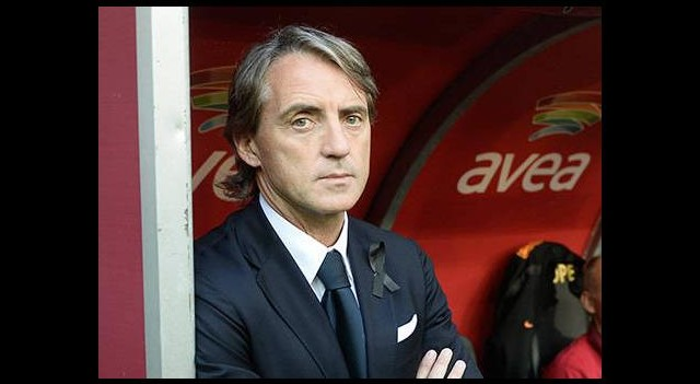 Mancini gidebilir ama...