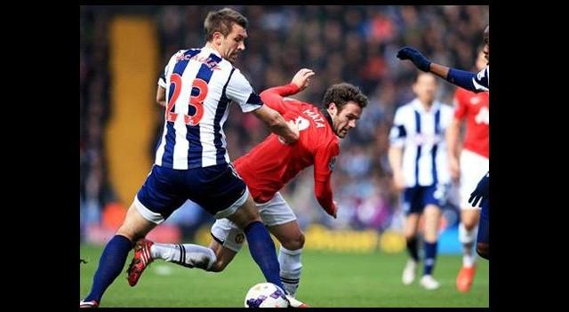 Manchester United, WBA'ya patladı