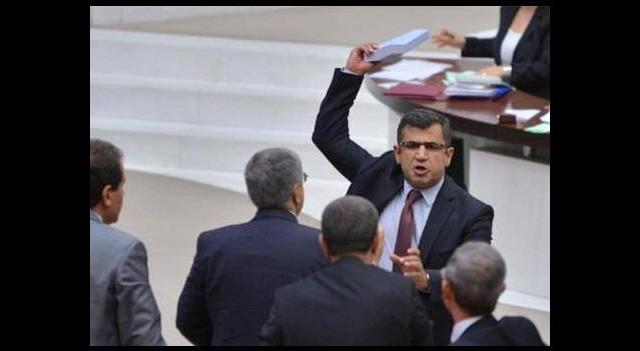 Meclis'te büyük gerilim!