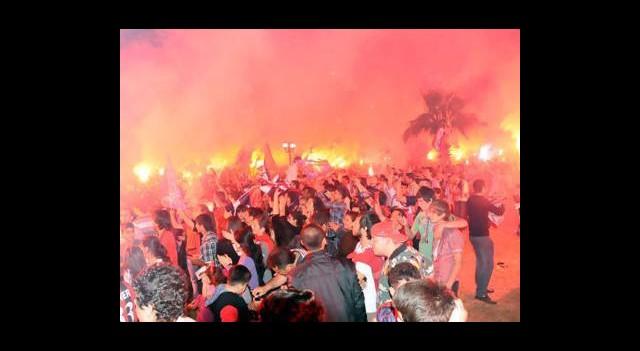 Mersin İdman Yurdu'nda Görkemli Kutlama