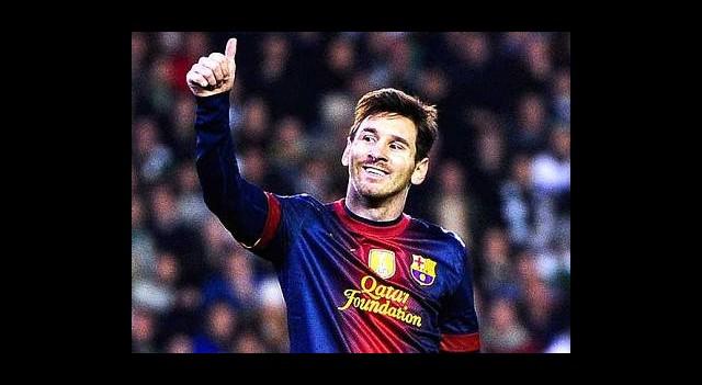 Messi:  ''Mutsuz Değilim''