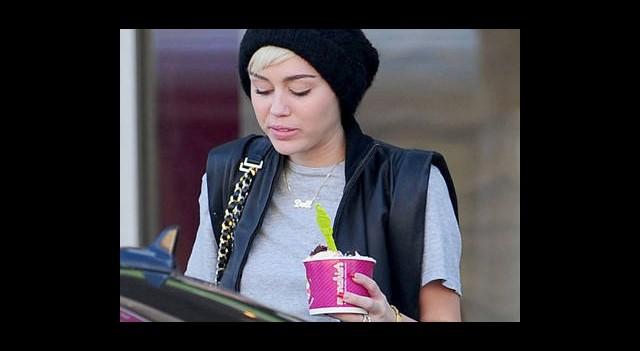 Miley Cyrus: 'İyi yapmışım'