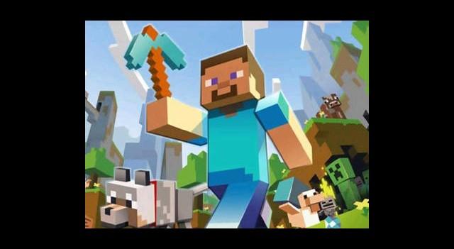 Minecraft Rekor Kırdı