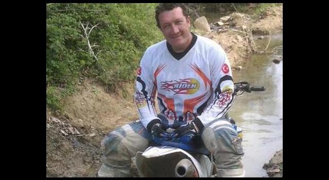 Şampiyon motokrosçu intihar etti