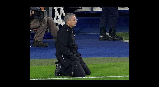 Mourinho Açtı Ağzını Yumdu Gözünü
