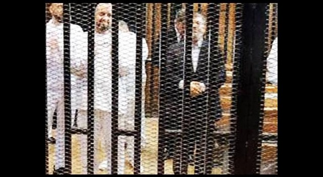 Mursi'yi Tora Hapishanesi'ne naklettiler