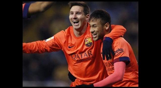 Neymar: 'Messi gitse de, kalsa da...'