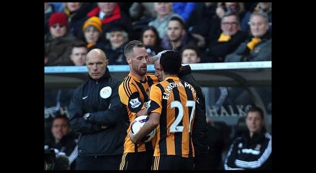 Newcastle'da kafa atan Pardew'a ceza geldi
