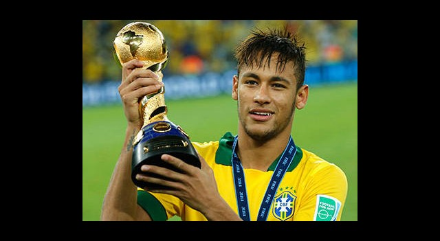 'Altın Top' Neymar'ın