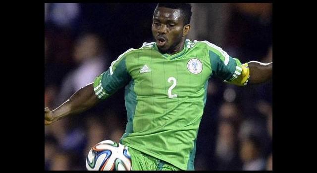 Yobo'lu Nijerya İran'la oynayacak