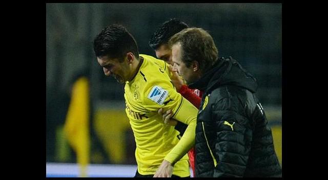 Dortmund Cephesinden Nuri Açıklaması