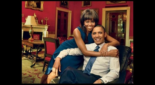 Obama Eşinden Ayrılıyor Mu?