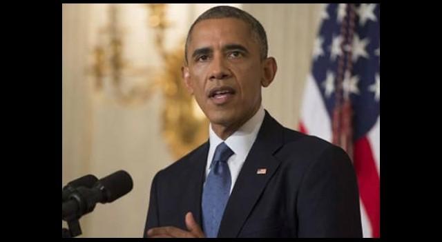 Obama ''Halifelik kurmalarına izin vermeyeceğiz''