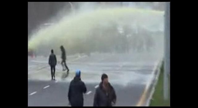 Ankara'da Berkin Elvan gerginliği