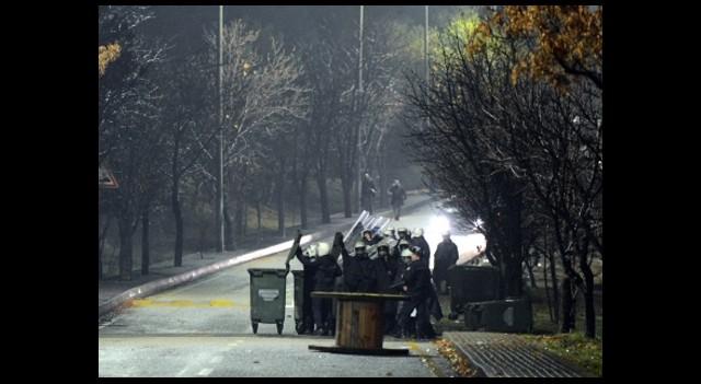 ODTÜ'deki Olaylara Terör Davası
