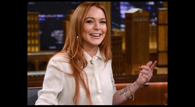 Lindsay Lohan'e 1 Milyon dolarlık kitap teklifi
