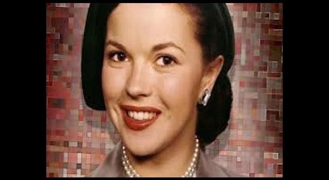 Hollywood'un altın kızı Shirley Temple öldü