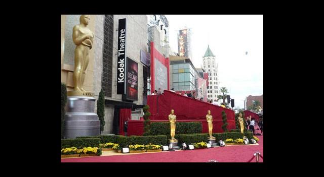 'Oscar Salonu'nun Adı Değişti!