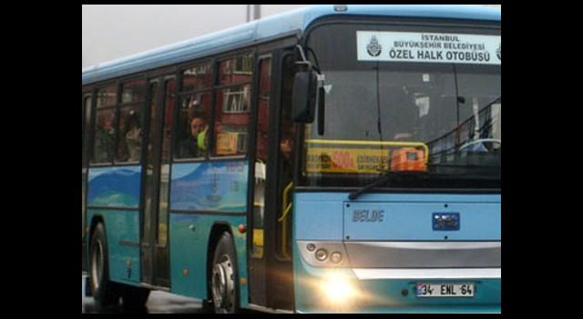 Halk Otobüsü Şoförüne Şok Ceza!