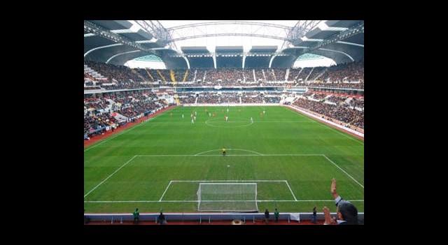 Süper Kupa'ya Özel Önlem