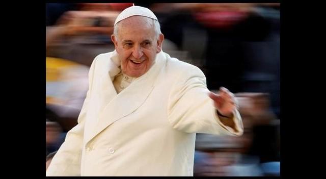 Papa'nın İsteği Gerçek Oluyor