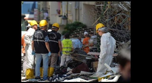 Zeytinburnu'ndaki patlamada inanılmaz şüphe!