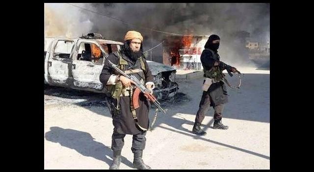 Peşmerge ve IŞİD arasında çatışma