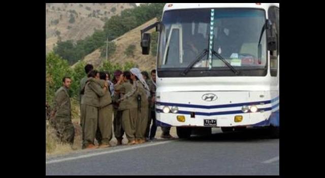 PKK savaşmaya gidiyor