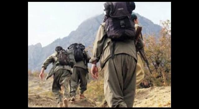 O silahlar PKK'nın eline geçti