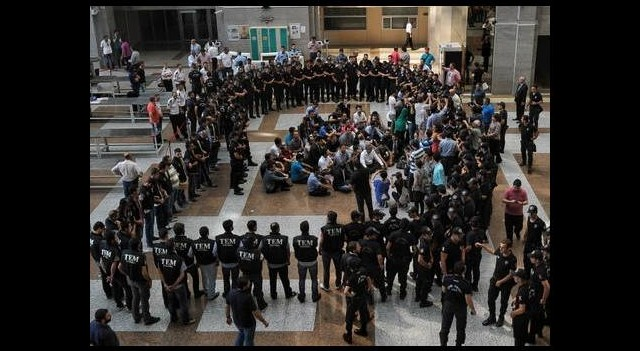 Savcı 38 polisin serbest kalmasına itiraz etti!