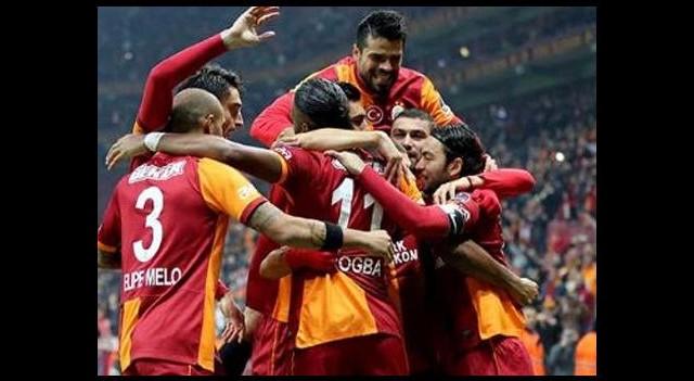 Galatasaray'a Dev Prim