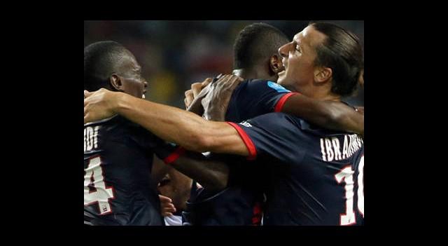 Fransa'da Süper Kupa PSG'nin!