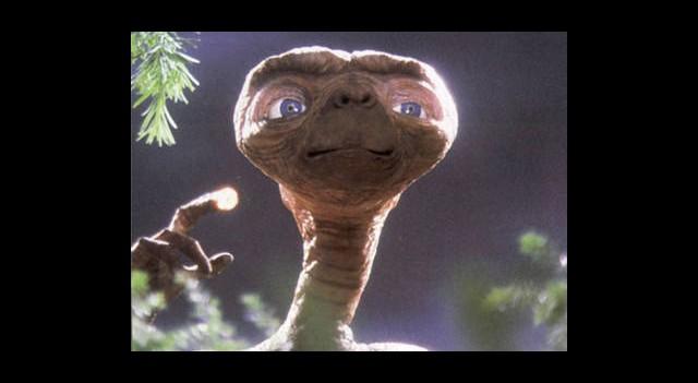 E.T. Çocukların Favorisi Oldu