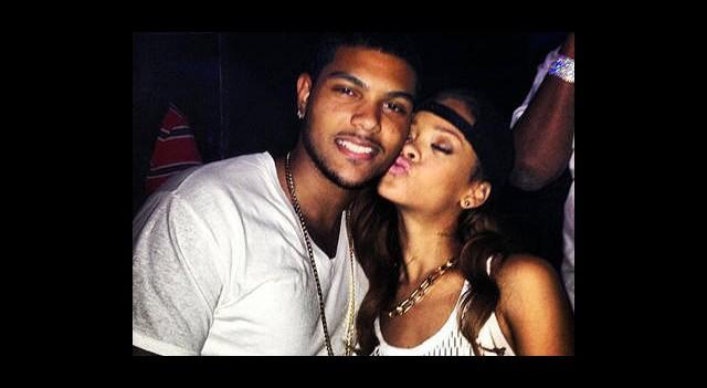 'Ben ve eşim Rihanna...'