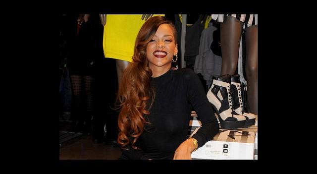 Rihanna'nın Gardırobuna Sahip Olmak İster Misiniz?