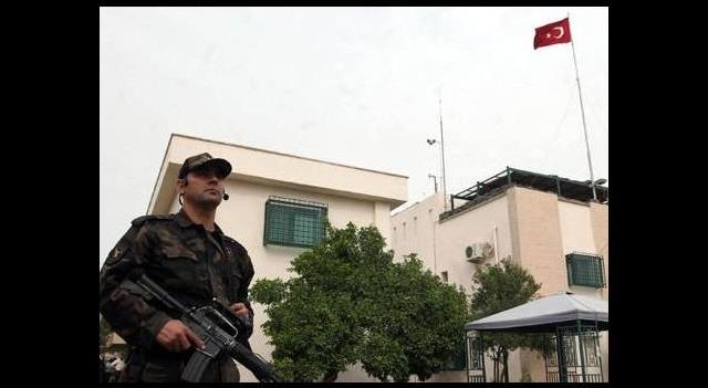 Türk rehineler için devreye girdiler