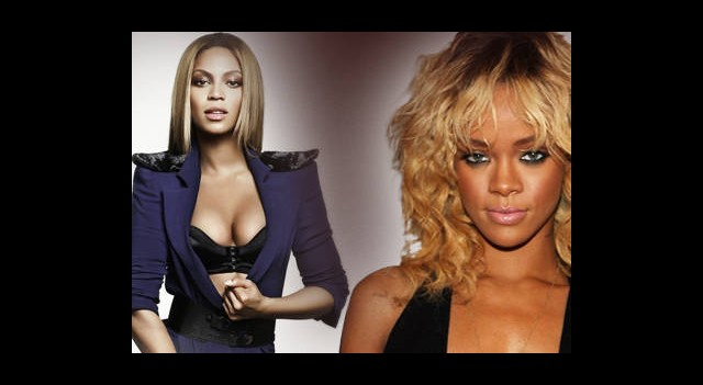 Rihanna ve Beyonce Düello Yapacak!