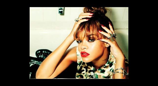 Rihanna Yeniden İstanbul'a Geliyor!