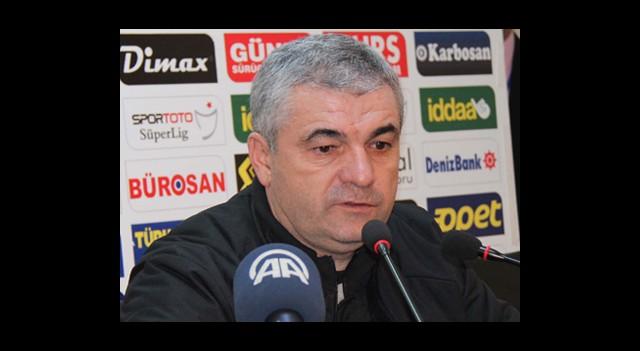 Çalımbay: 'Önemli Olan Lig'