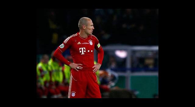 Robben'e Seie A'dan Büyük Çağrı Bize Gel!
