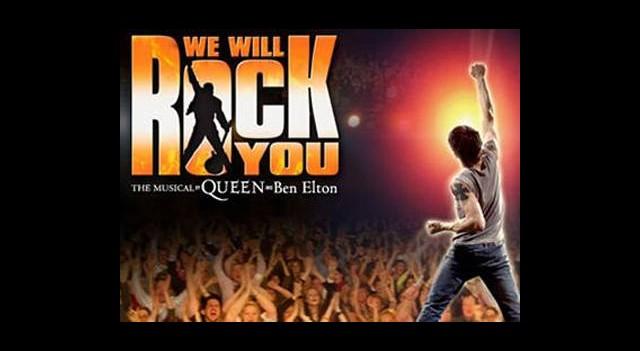 'We Will Rock You' İstanbul'da!