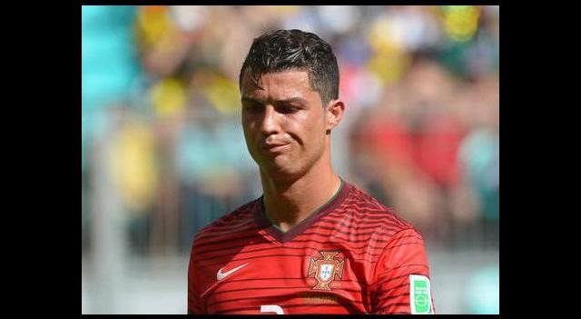 Portekiz'de Ronaldo şoku!