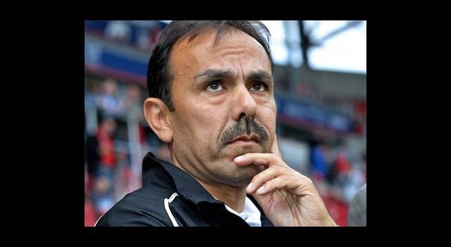 Hertha Berlin'de Teknik Direktör Değişti