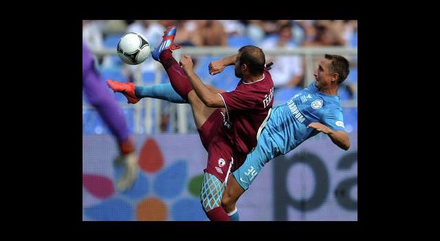 Rusya'nın Süperi Rubin Kazan