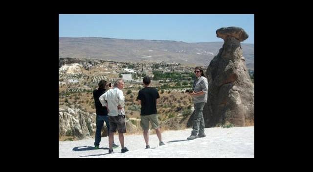Russell Crowe Şimdi de Kapadokya'da!
