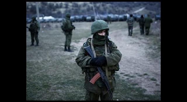 Rus askerlerini bakın kim çağırmış!