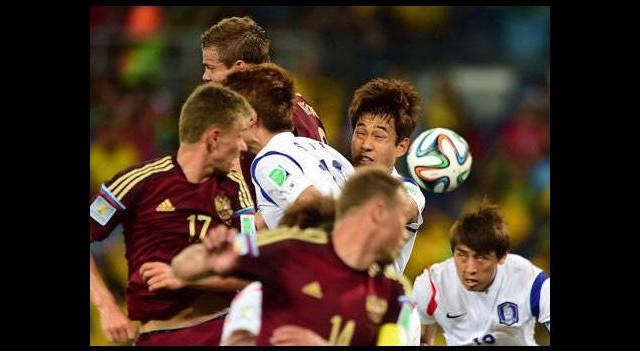 Rusya bir puana razı oldu (Rusya - Güney Kore maç özeti)